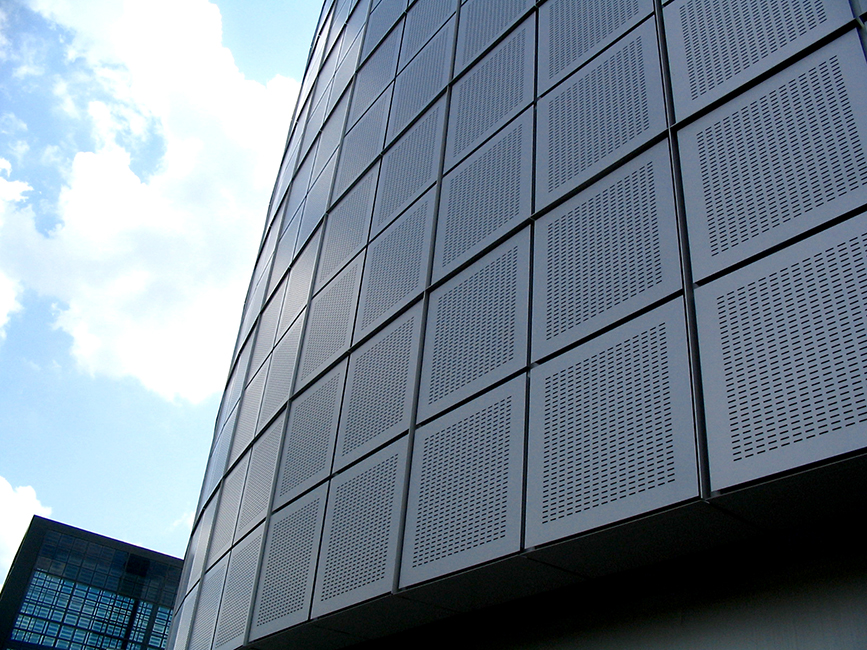 Architectural Screen Walls Metalw Rks