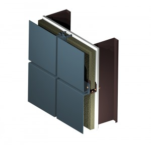 arcwall rainscreen panel