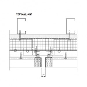 Vertical Joint of Arcwall Advanced Technology