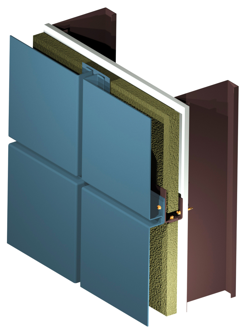 3D Render of Arcwall Advanced Technology