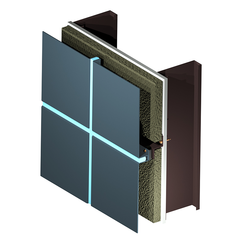 Omniplate 1500 economical barrier wall system - product image
