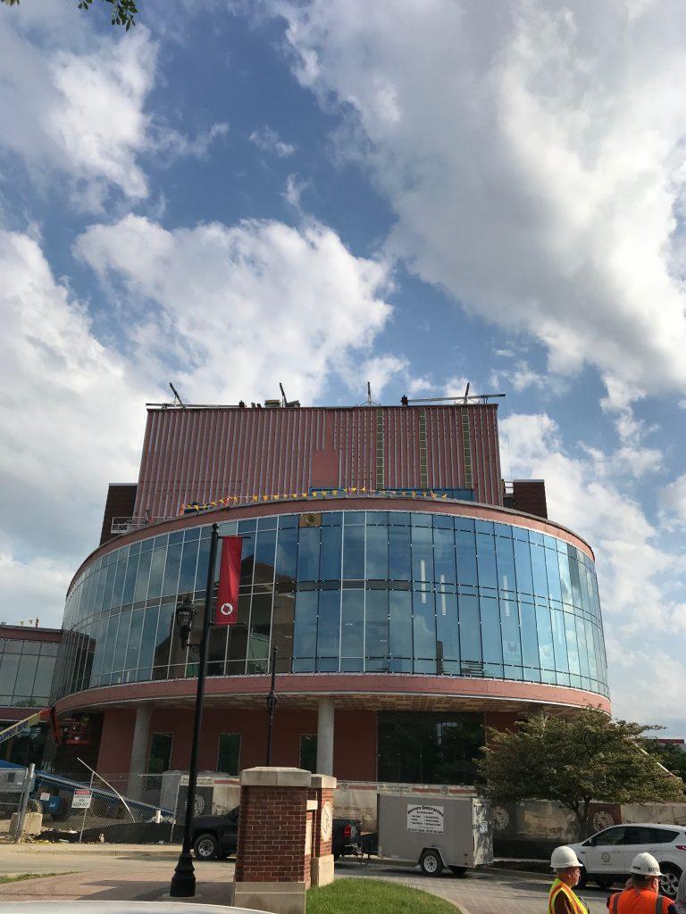 University Of Louisville Belknap Academic Classroom